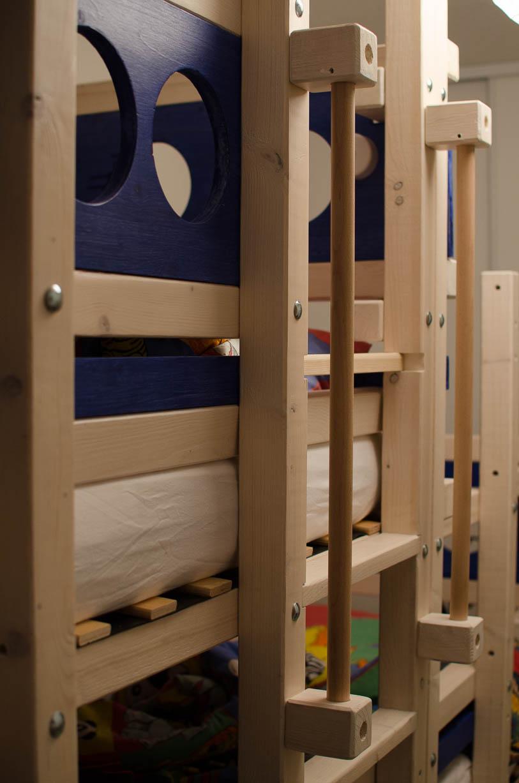 diy fabriquer un super lit superpos d licieuse. Black Bedroom Furniture Sets. Home Design Ideas
